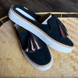 Toms Sunrise Tassel Slip On Sneaker